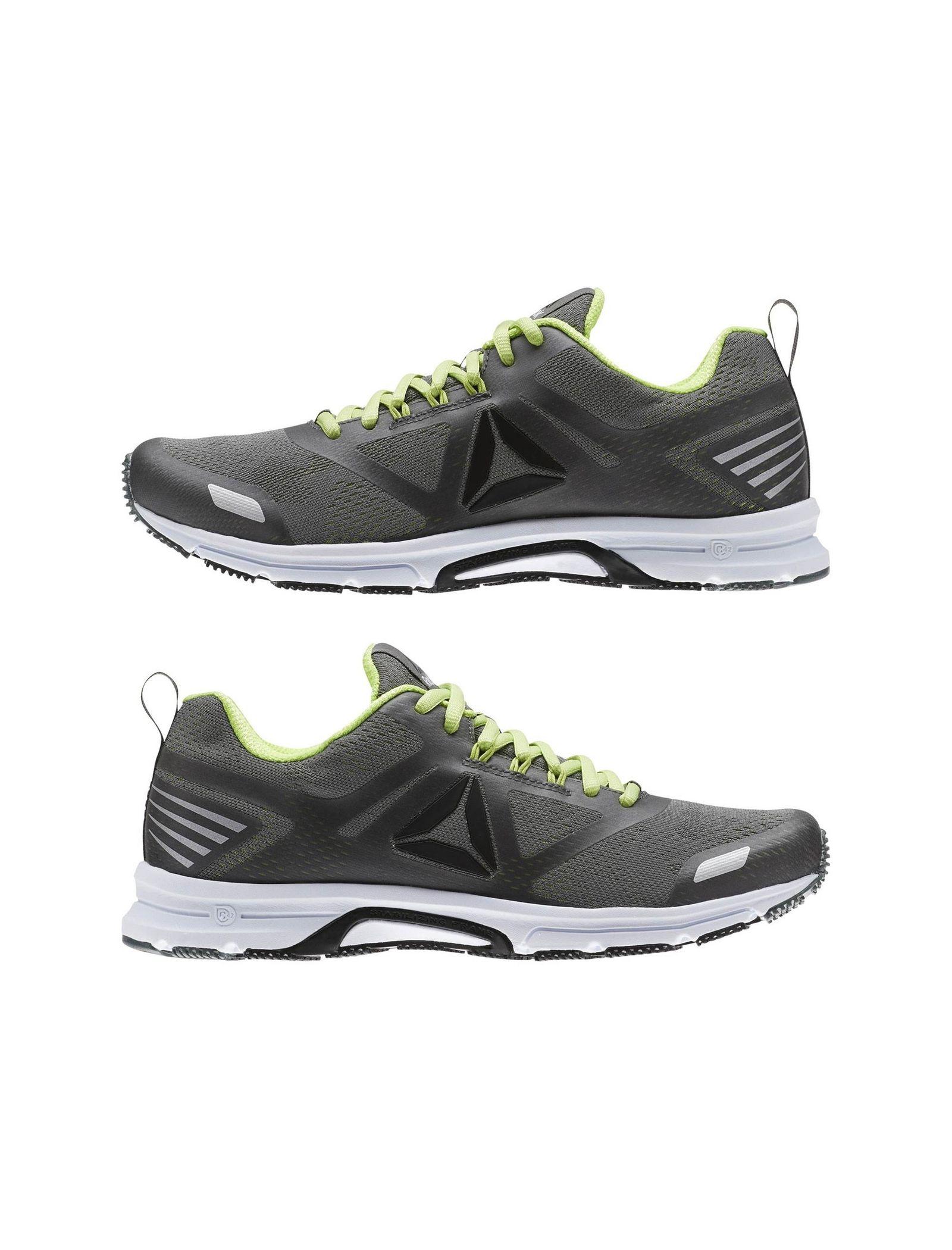کفش مخصوص دویدن مردانه ریباک مدل Reebok Runner - طوسي - 4