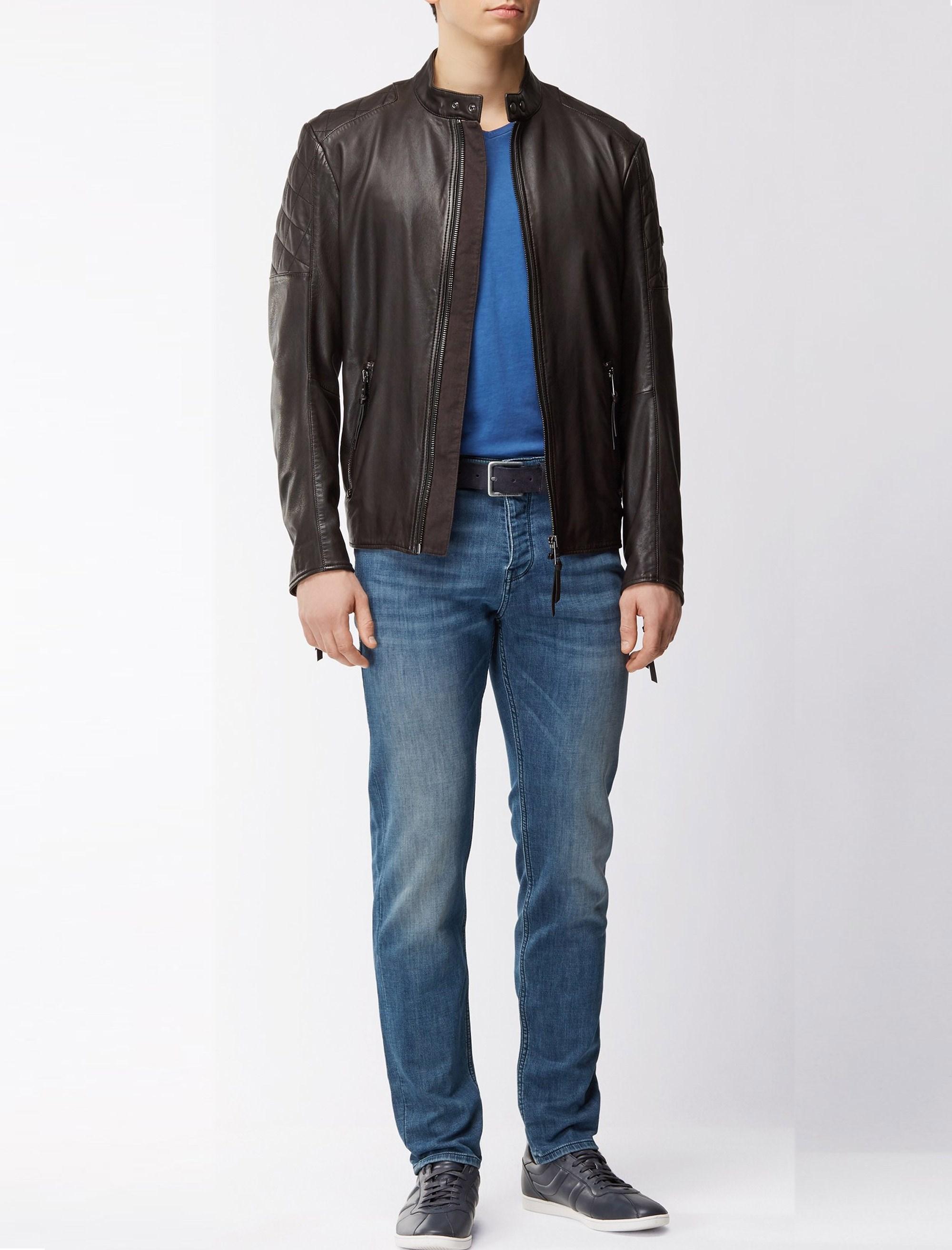 شلوار جین راسته مردانه Orange90-P SUAVE - باس اورنج