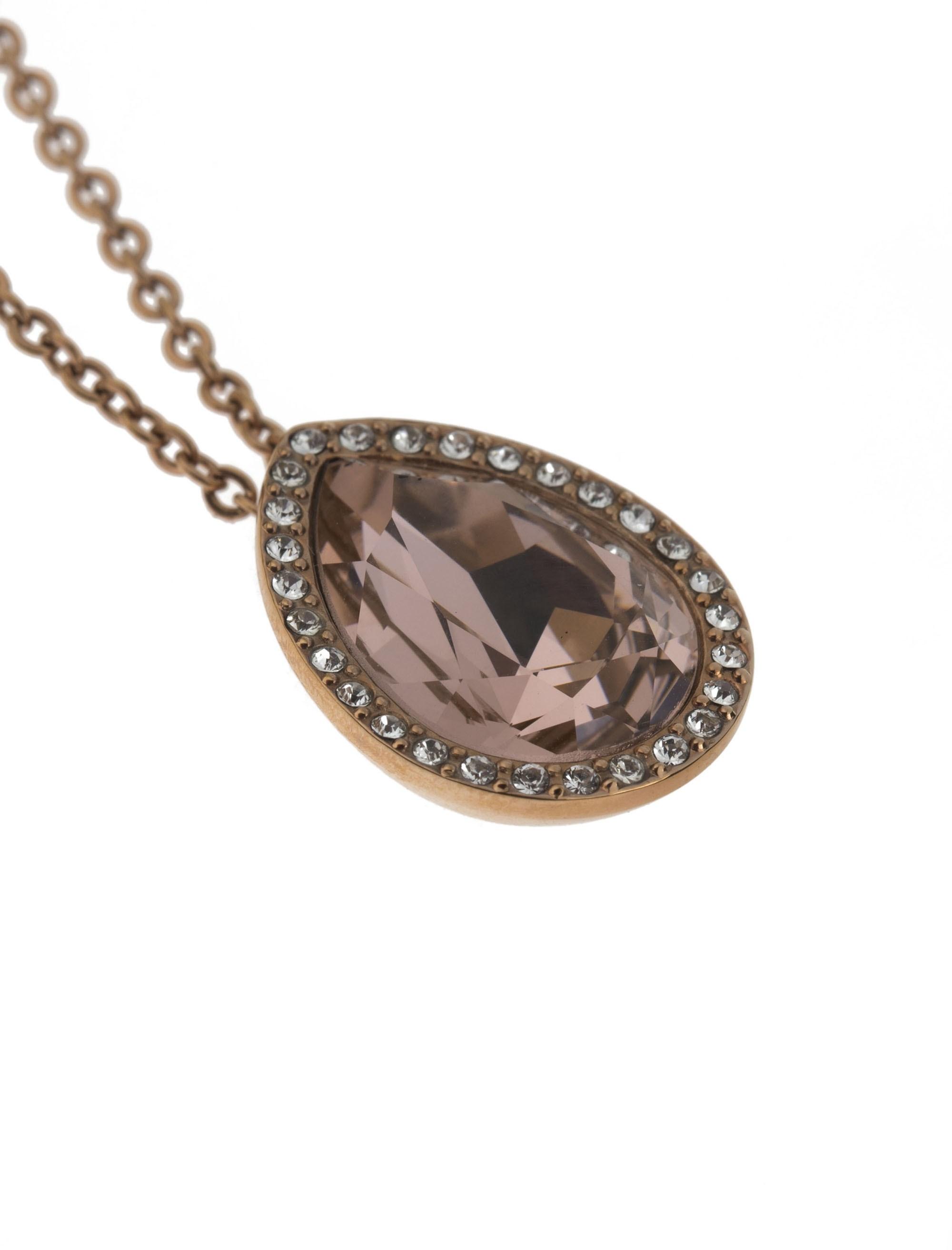 گردنبند آویز استیل زنانه - برازوی