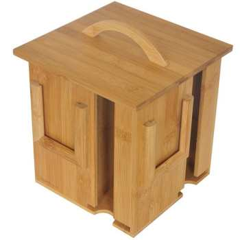 جعبه چای کیسه ای بامبوم مدل Tiste B2394