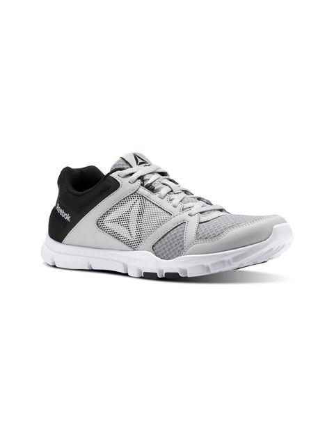 کفش تمرین بندی مردانه Yourflex Train 10 MT - طوسي و مشکي  - 5