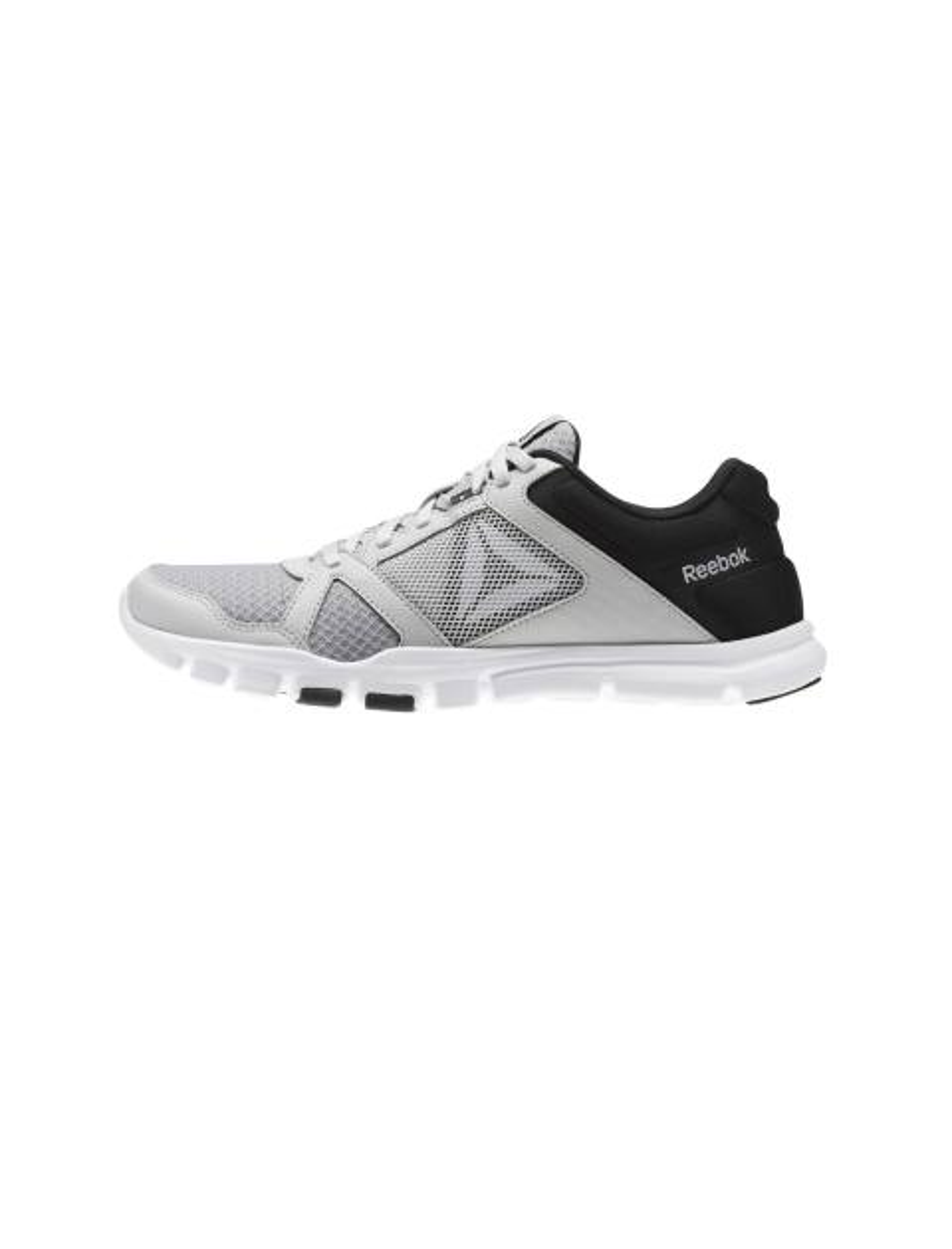 کفش تمرین بندی مردانه Yourflex Train 10 MT - طوسي و مشکي  - 6
