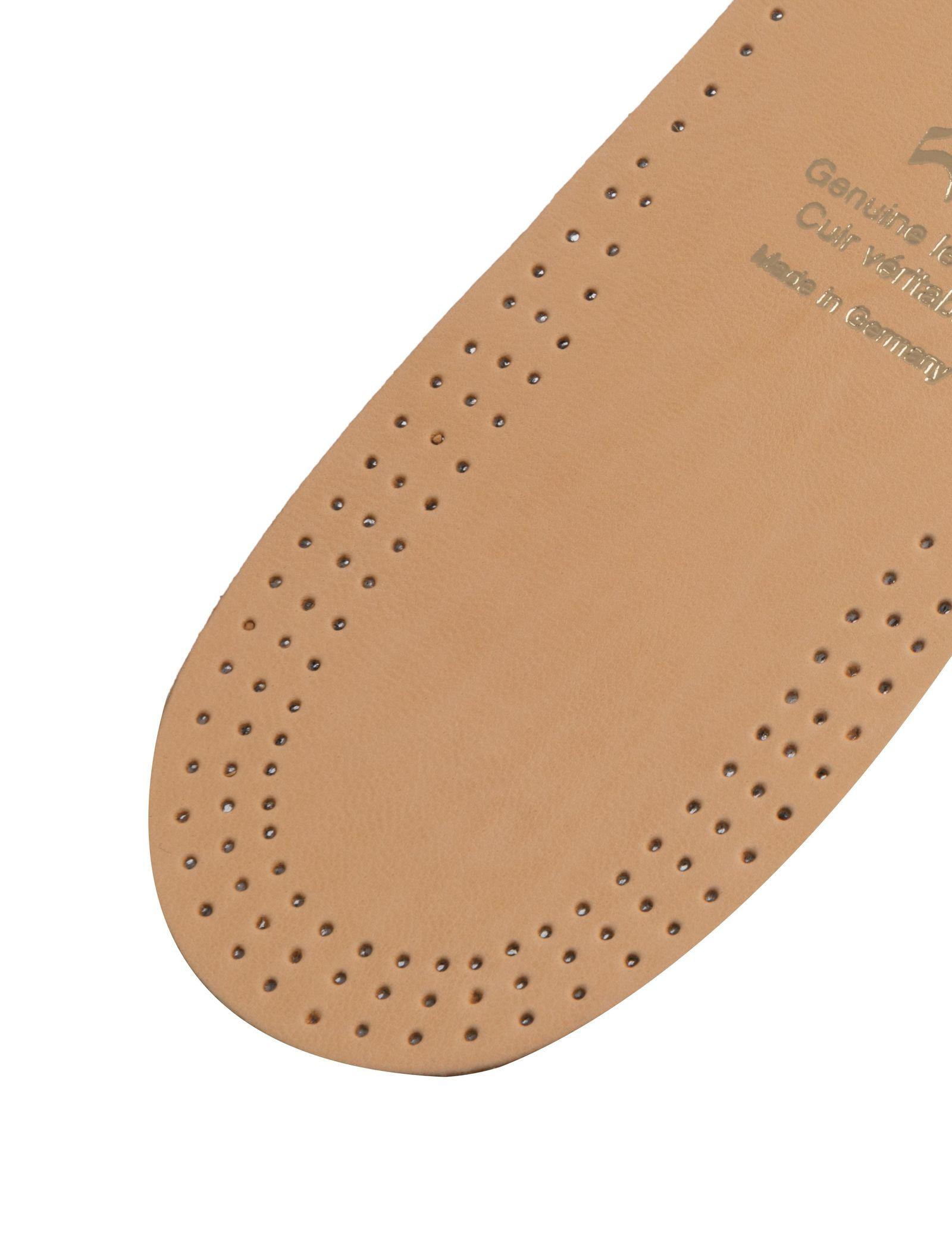 کفی کفش طبی مردانه - دنیلی - کرم - 3
