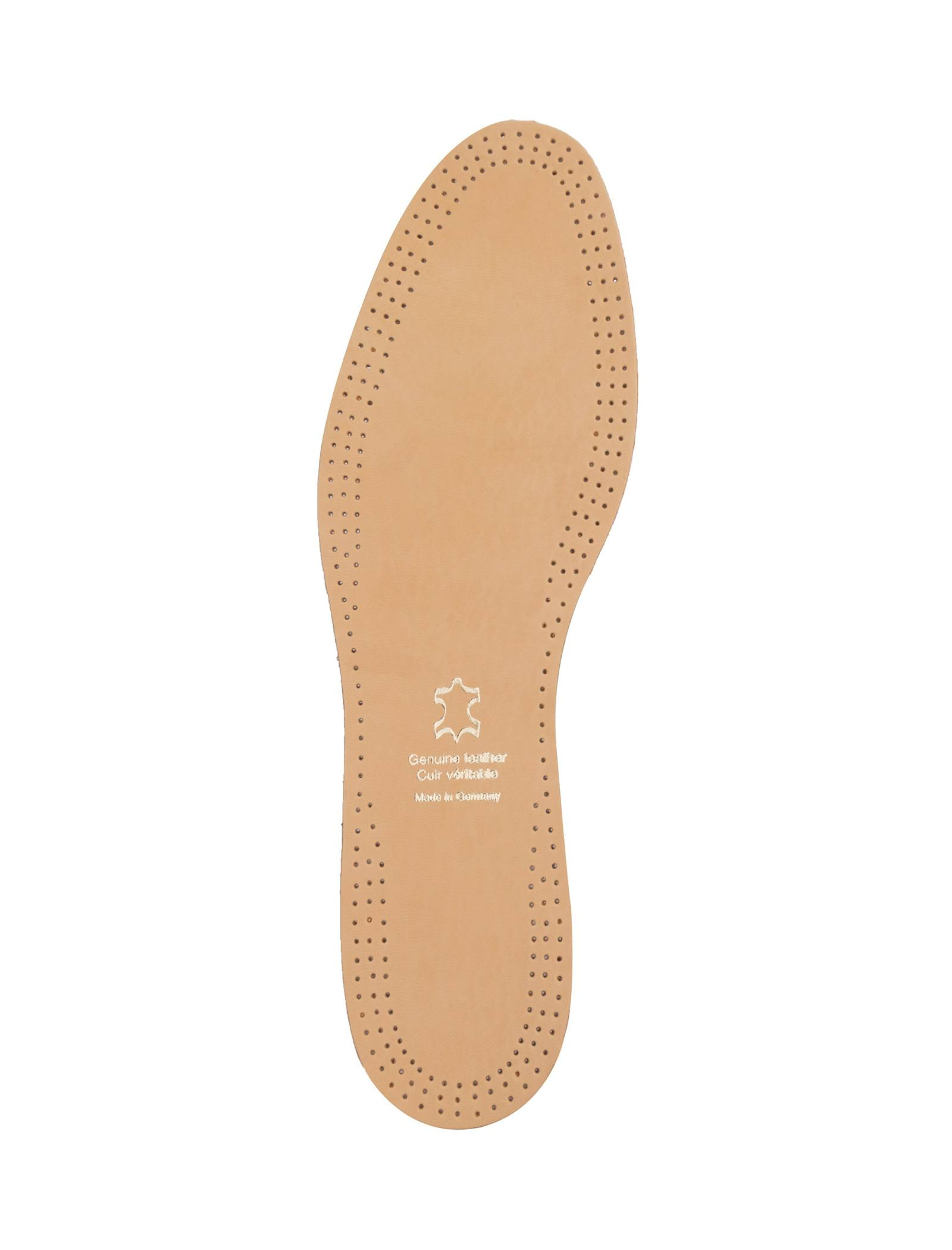 کفی کفش طبی مردانه - دنیلی - کرم - 4
