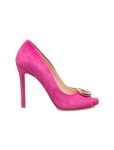 کفش پاشنه بلند جیر زنانه Vita - دنیلی