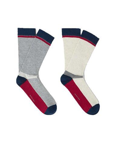 جوراب نخی ساق متوسط زنانه بسته 2 عددی - مانگو