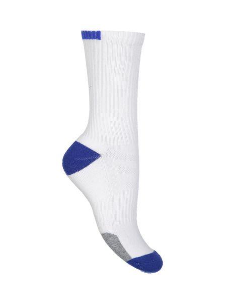 جوراب ساق متوسط مردانه بسته 3 عددی - سفيد - 2
