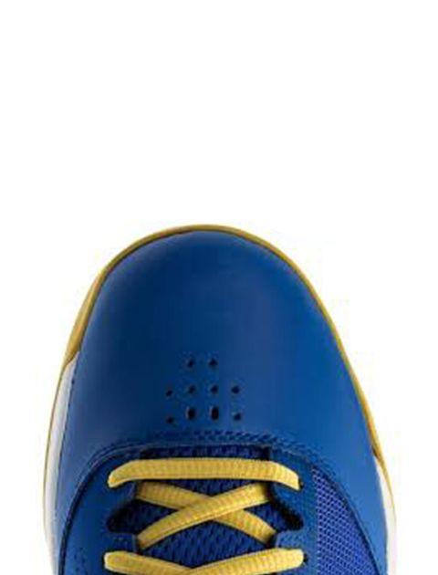 کفش بسکتبال بندی مردانه UA Jet - آبي - 4