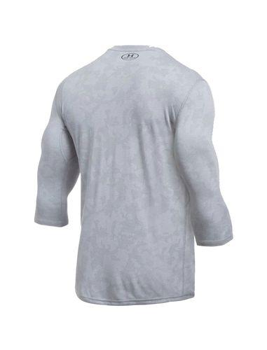 تی شرت ورزشی آستین کوتاه مردانه UA Threadborne