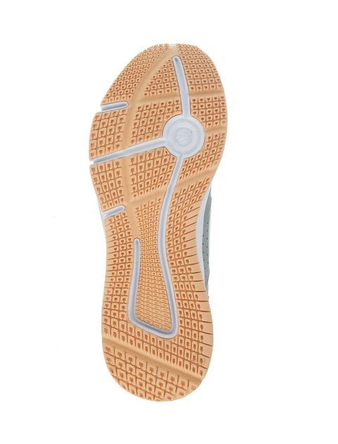 کفش دویدن بندی زنانه Express - طوسي - 2