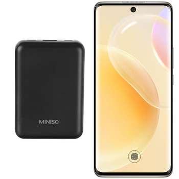 گوشی موبایل هوآوی مدل nova 8 دو سیم کارت ظرفیت 128 گیگابایت و رم 8 گیگابایت به همراه شارژر همراه مینیسو با ظرفیت 5000 میلی آمپر ساعت