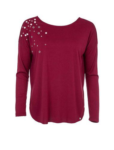 تی شرت یقه گرد زنانه - تیفوسی