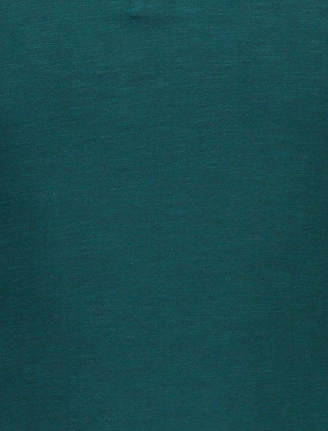 پولوشرت نخی آستین کوتاه مردانه - یوپیم - سبز  - 4