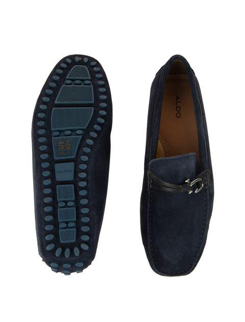 کفش نبوک راحتی مردانه - آلدو - سرمه اي - 2
