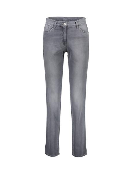 شلوار جین راسته زنانه Bx-Carola - برکس