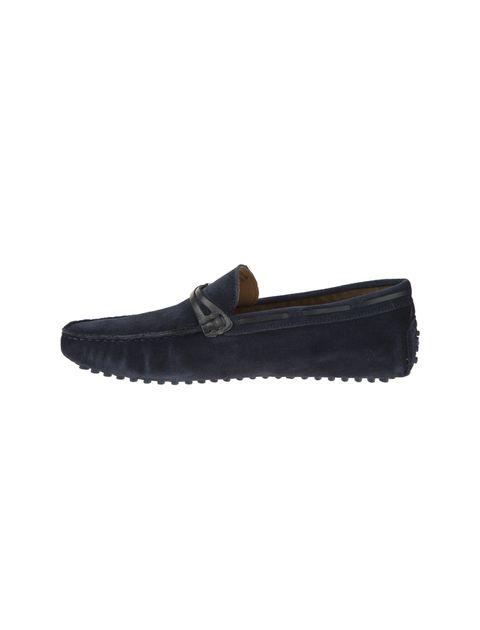 کفش نبوک راحتی مردانه - آلدو - سرمه اي - 3