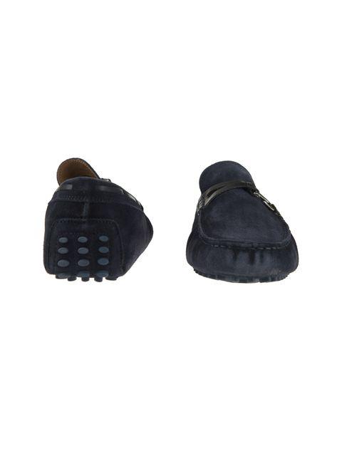 کفش نبوک راحتی مردانه - آلدو - سرمه اي - 4