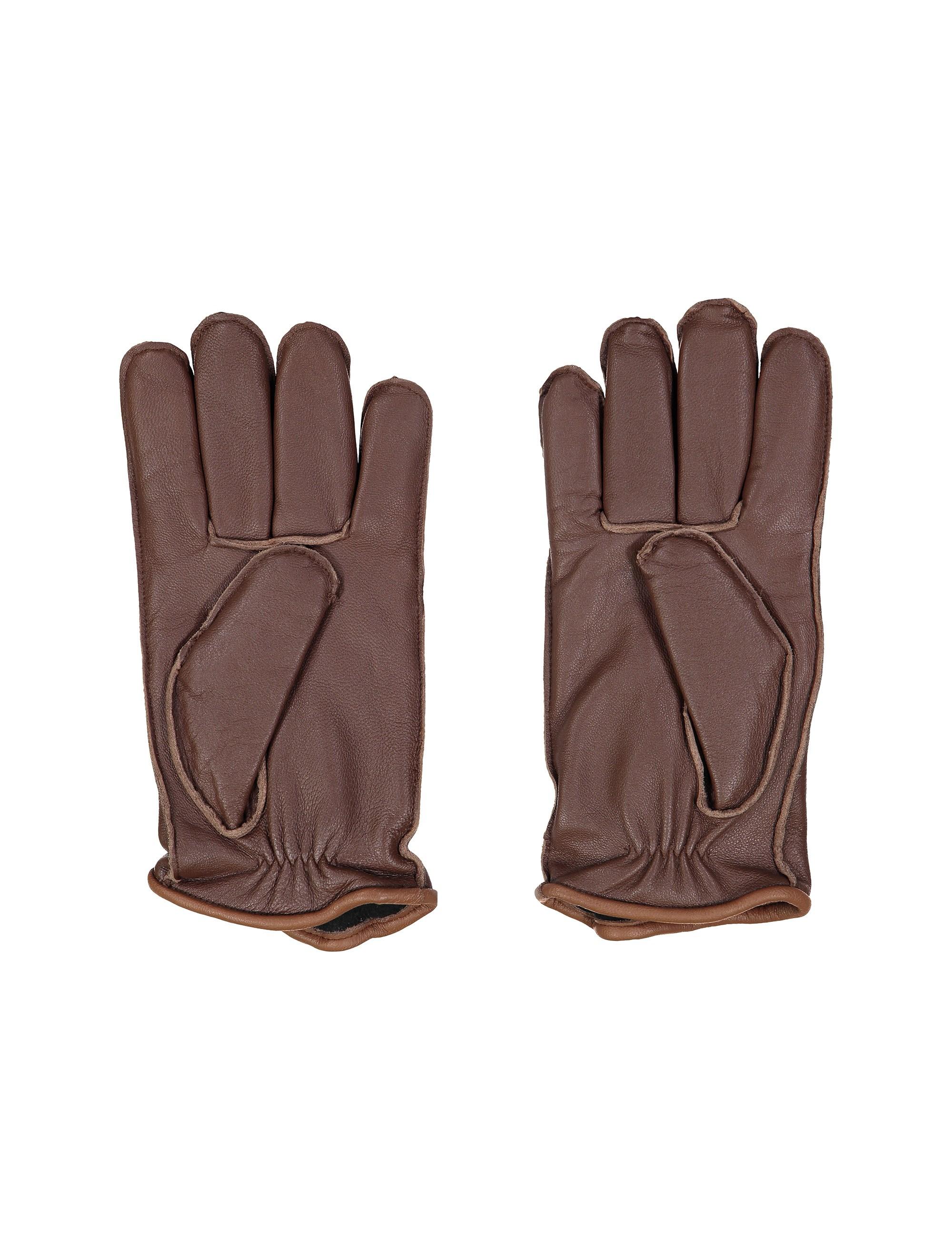 دستکش چرم زنانه - سلیو