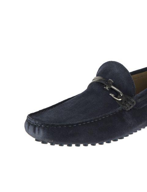 کفش نبوک راحتی مردانه - آلدو - سرمه اي - 6