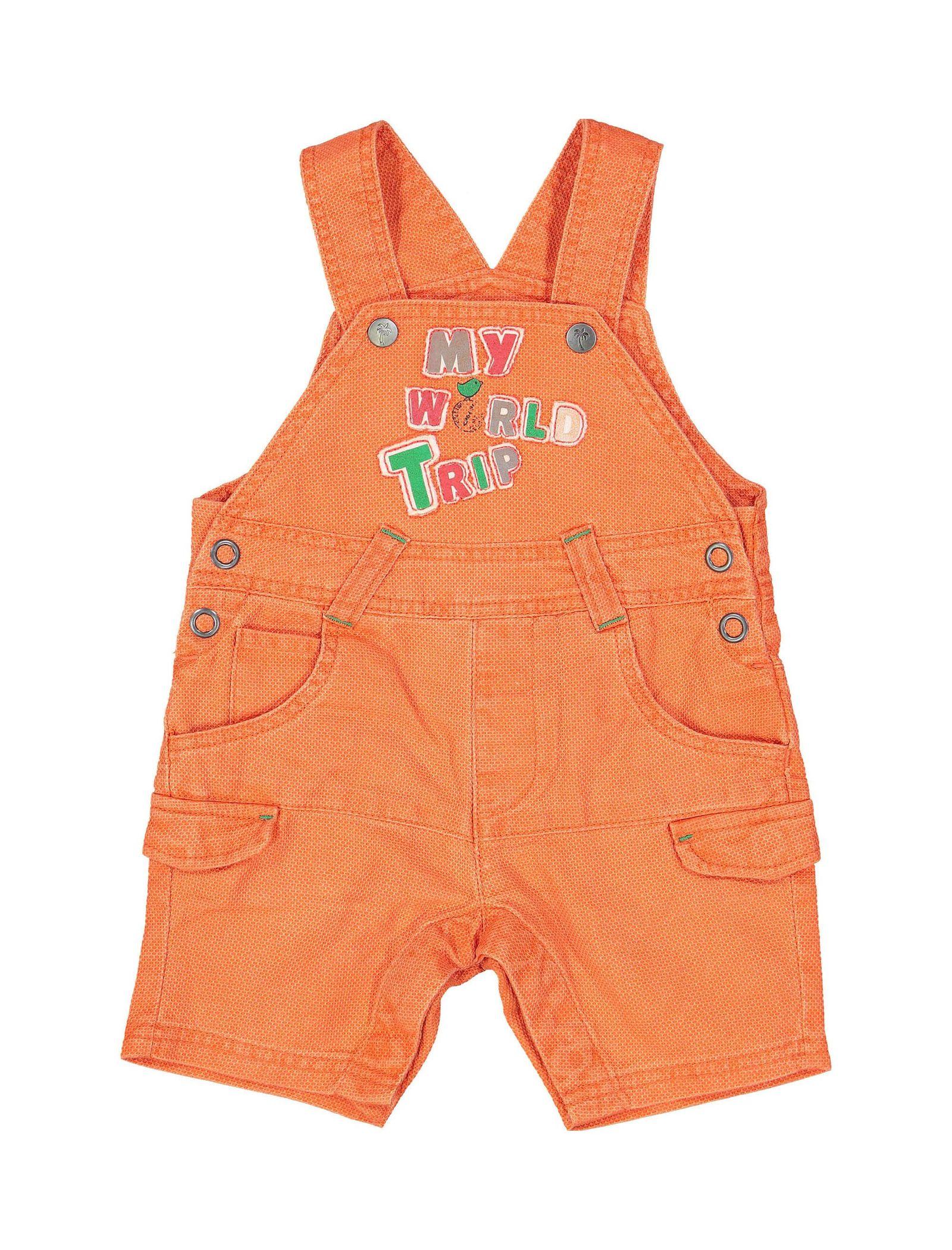 سرهمی نخی نوزادی پسرانه - ارکسترا - نارنجي  - 1