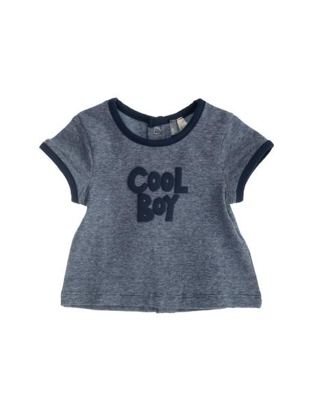 تی شرت نخی طرح دار نوزادی پسرانه - ارکسترا
