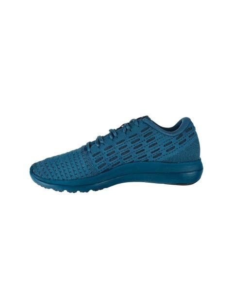 کفش دویدن بندی مردانه Threadborne Slingflex - آبي تيره - 2