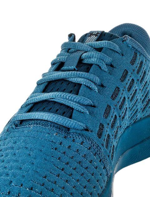 کفش دویدن بندی مردانه Threadborne Slingflex - آبي تيره - 3