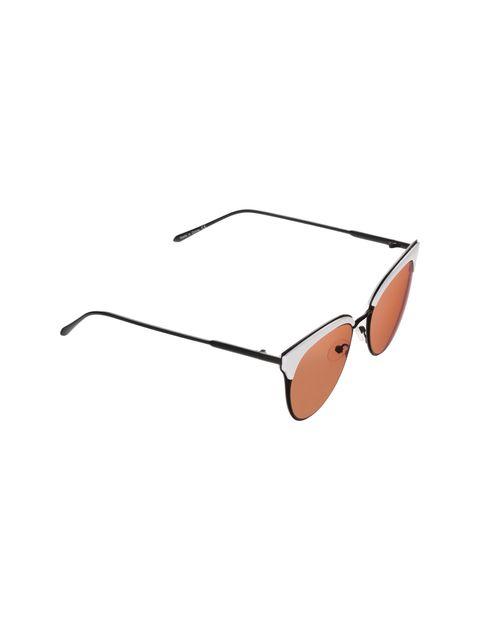 عینک آفتابی پنتوس زنانه - سفيد - 4