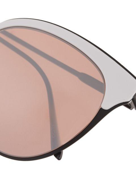 عینک آفتابی پنتوس زنانه - سفيد - 5