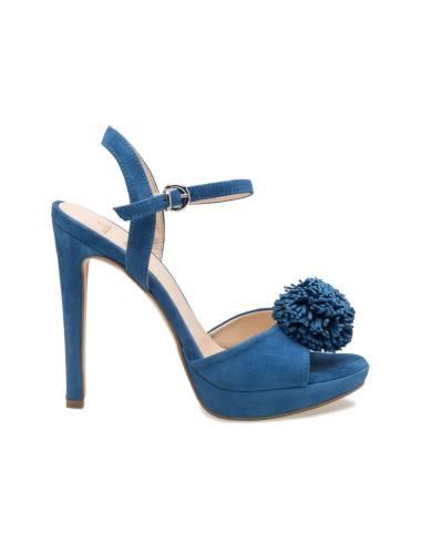 کفش پاشنه بلند چرم زنانه - دنیلی
