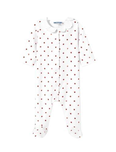 سرهمی نخی طرح دار نوزادی دخترانه Luxe - جاکادی