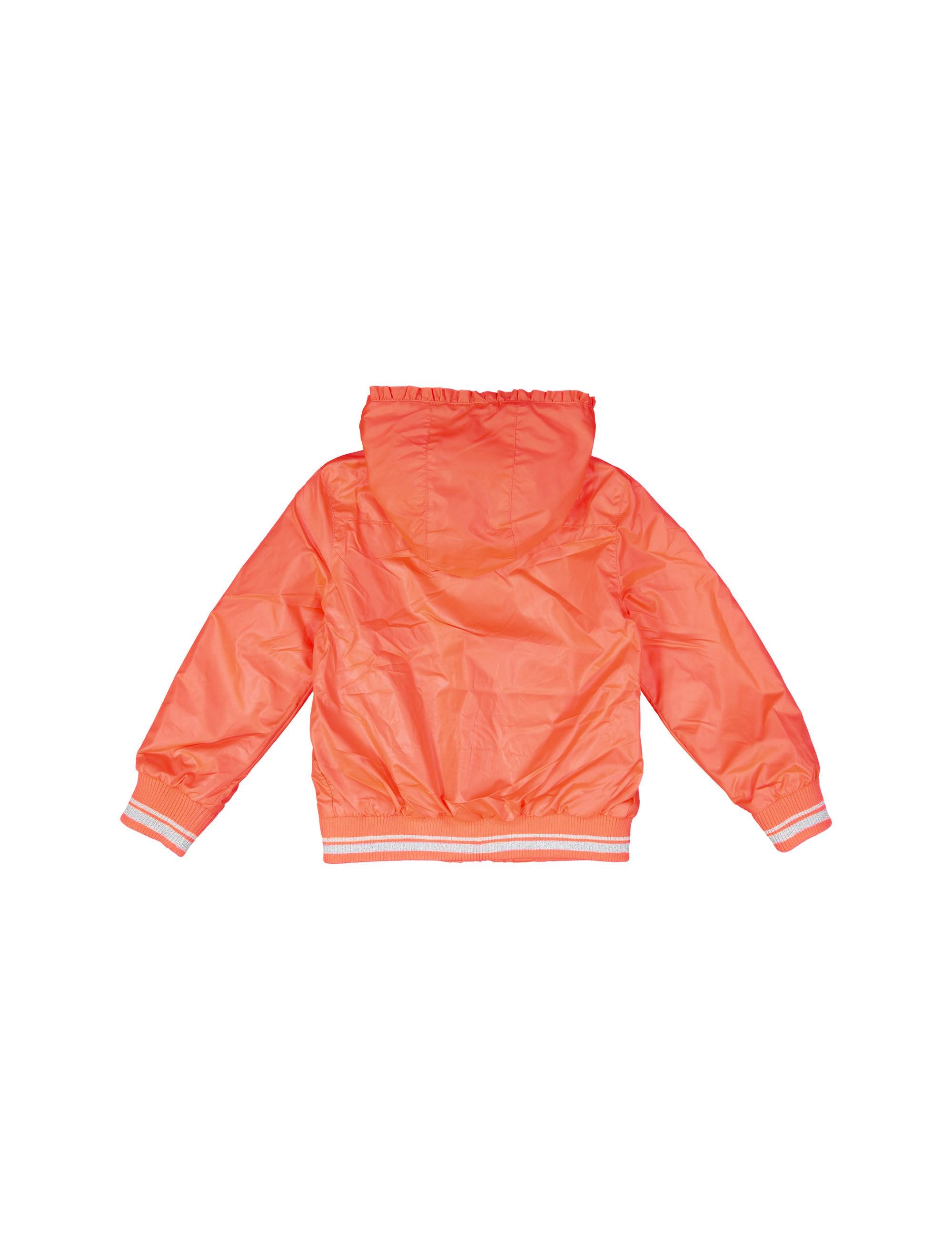 بارانی دخترانه - نارنجي - 2