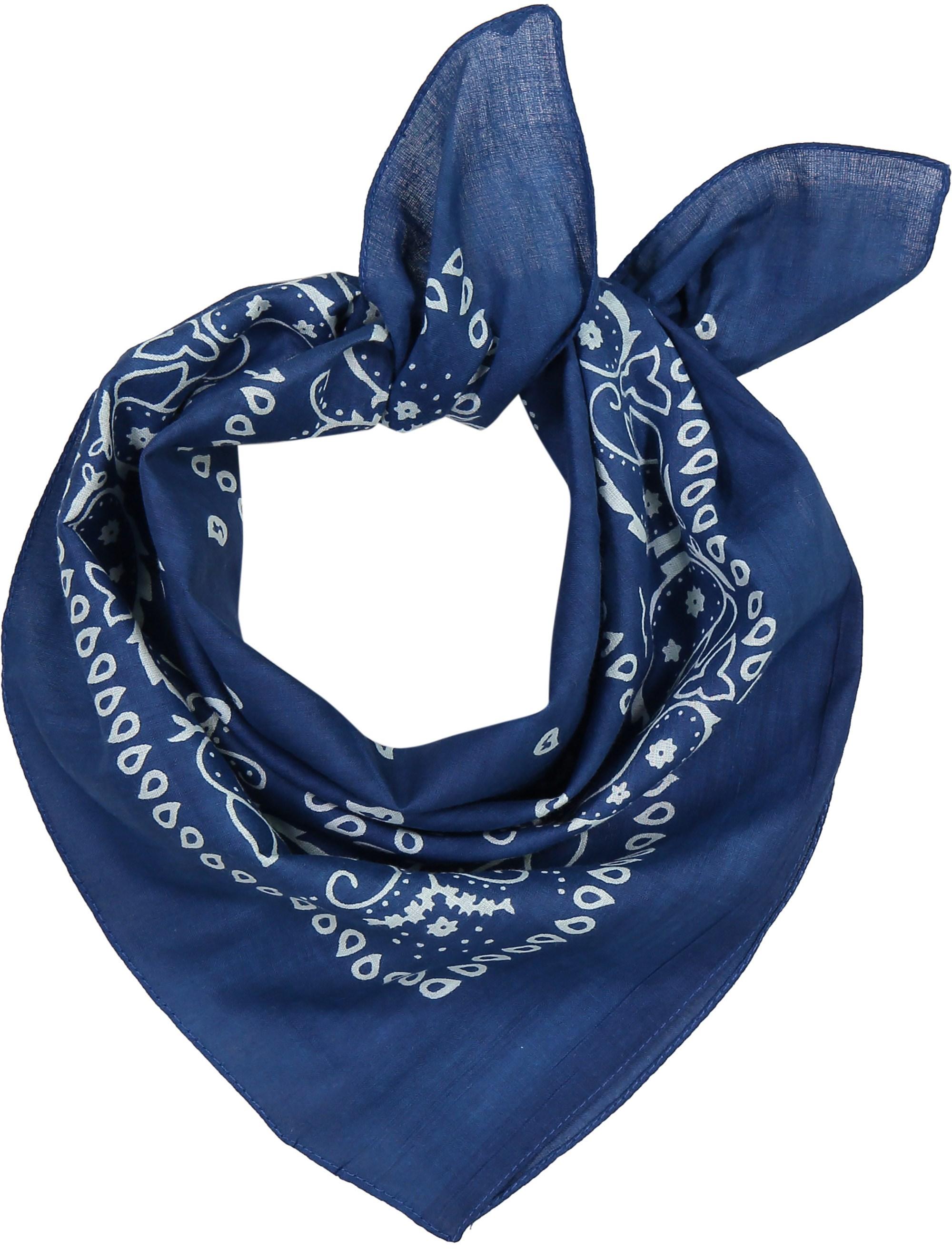 روسری نخی طرح دار دخترانه - بلوکیدز - آبي - 1