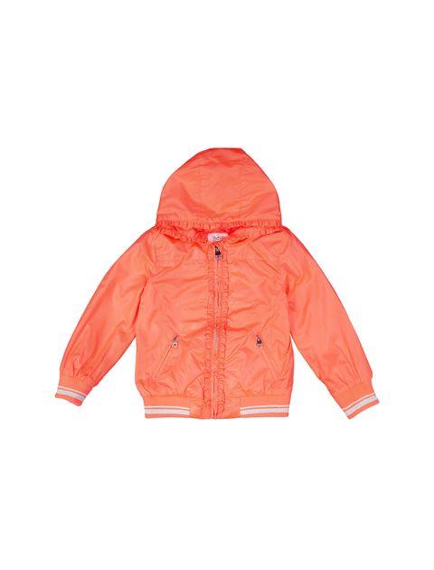 بارانی دخترانه - نارنجي - 3
