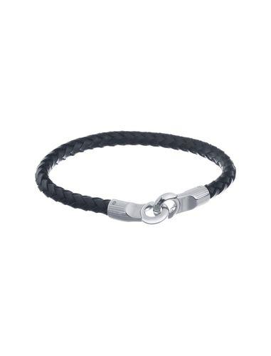 دستبند چرمی بندی مردانه