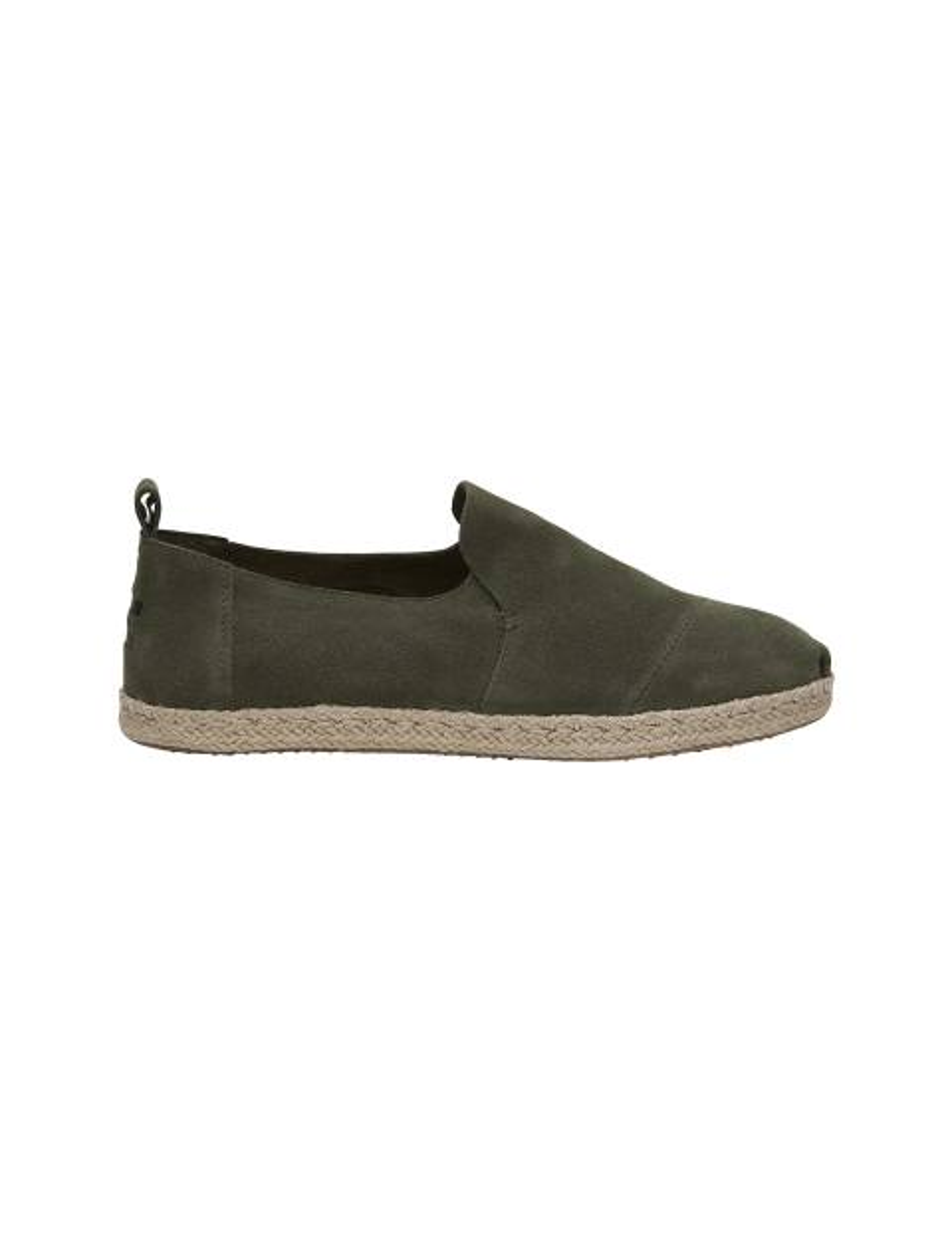 کفش راحتی جیر مردانه Deconstructed - زيتوني - 1