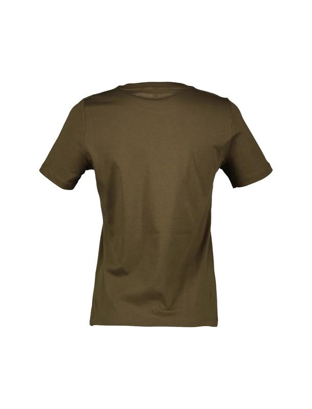 تی شرت نخی یقه گرد زنانه - ورو مدا