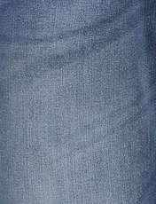 شلوار جین جذب مردانه - آبي - 4