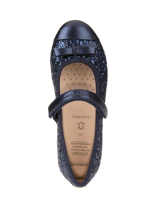 کفش مهمانی چسبی دخترانه JR Plie - جی اوکس