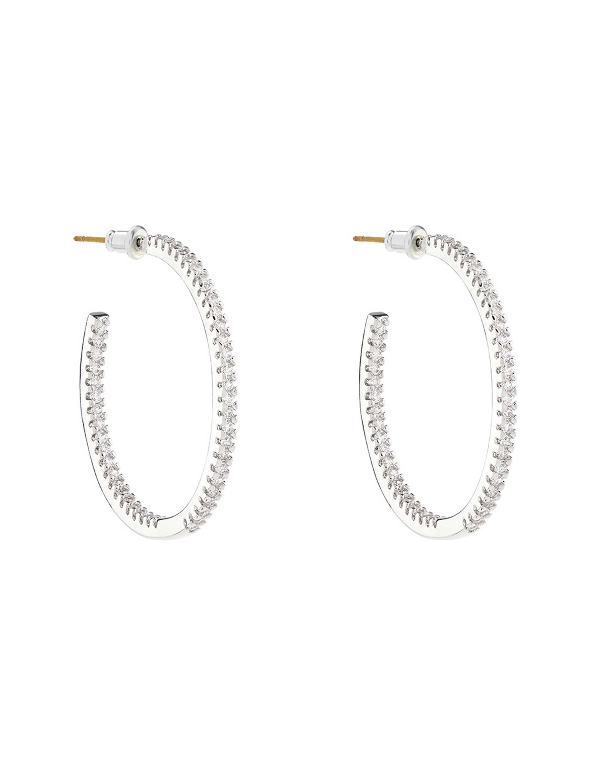 گوشواره حلقه ای زنانه - اکسسوریز تک سایز