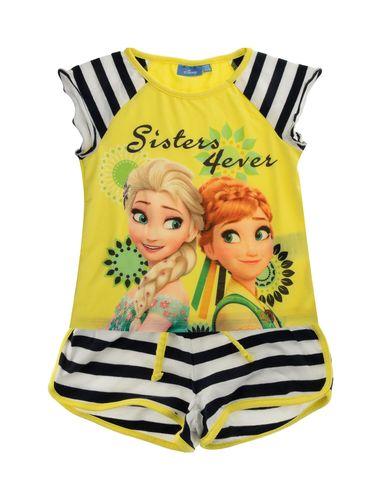 تی شرت و شلوارک دخترانه - بلوکیدز
