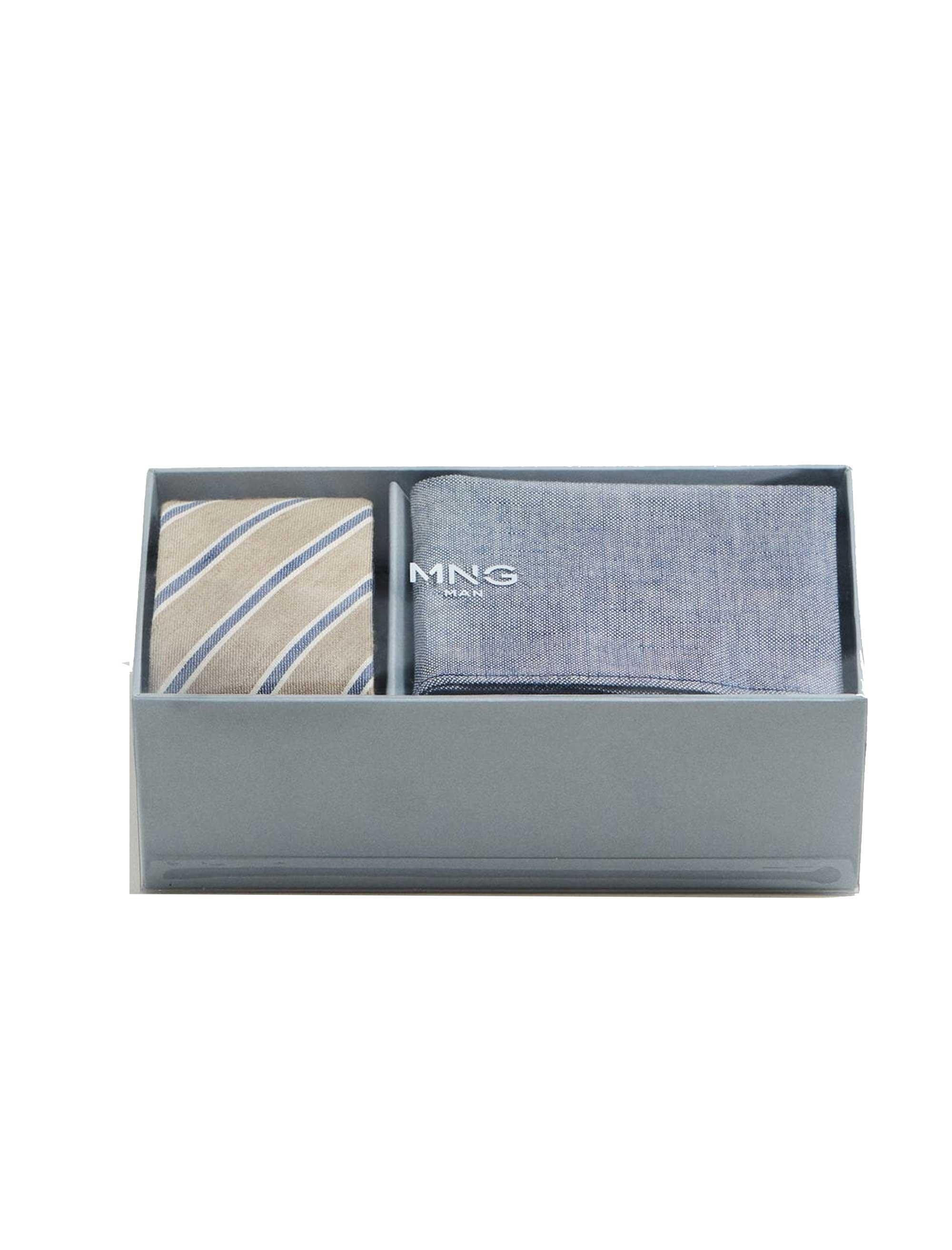 کراوات طرح دار مردانه - مانگو