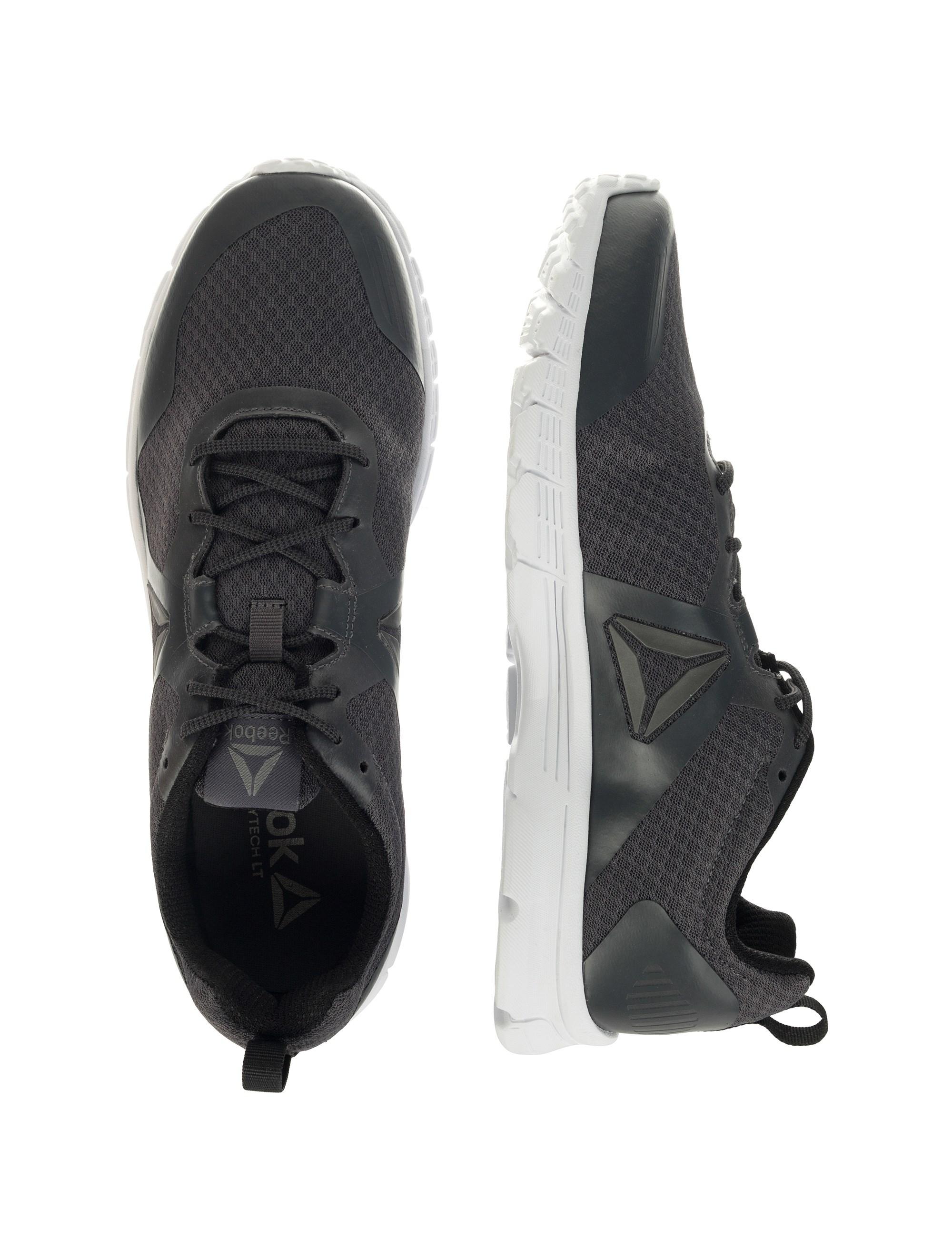 کفش دویدن بندی مردانه Run Supreme 4 - طوسي - 3