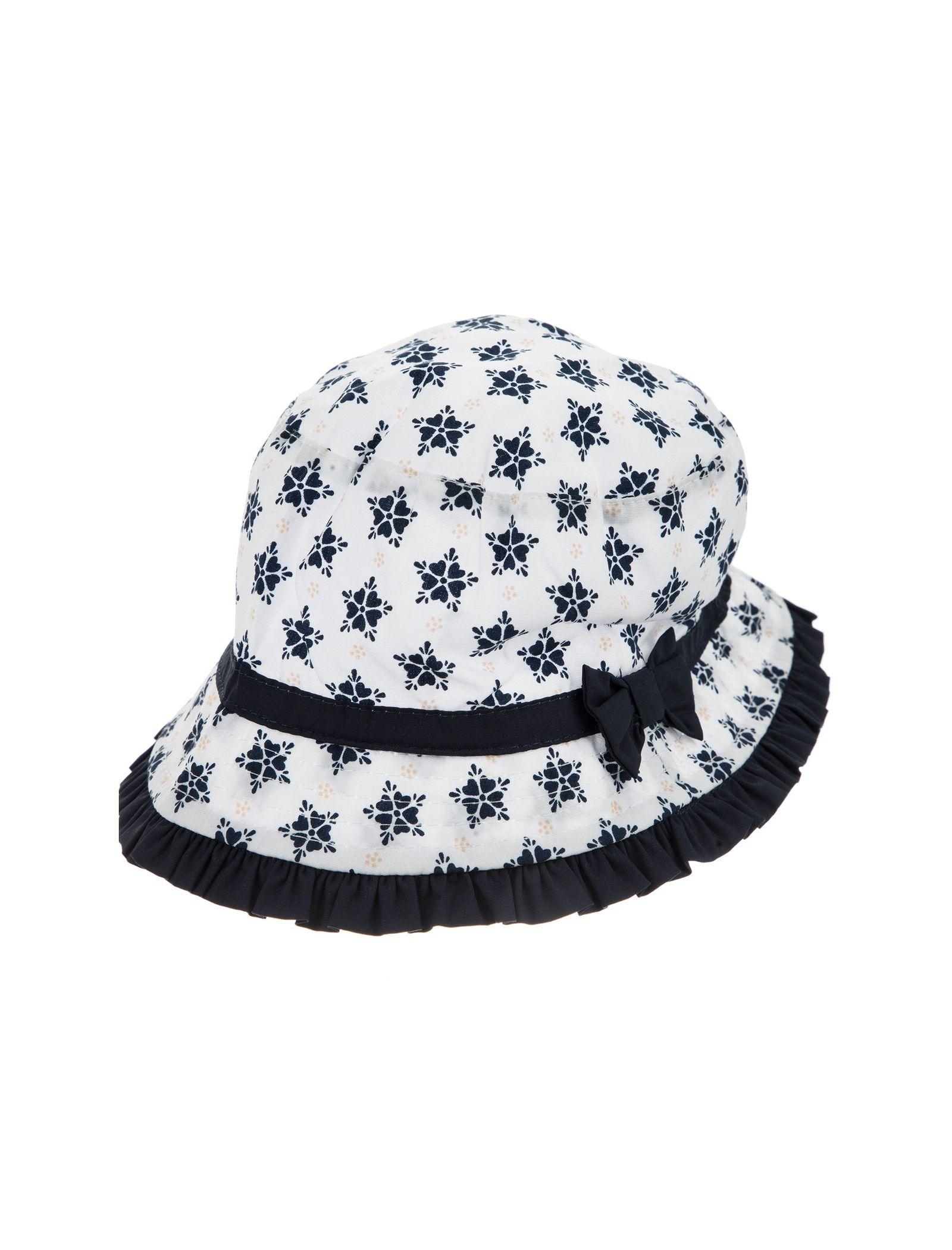 کلاه نخی نوزادی دخترانه - بلوکیدز - چند رنگ - 1