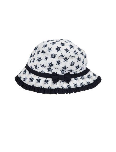 کلاه نخی نوزادی دخترانه - چند رنگ - 2