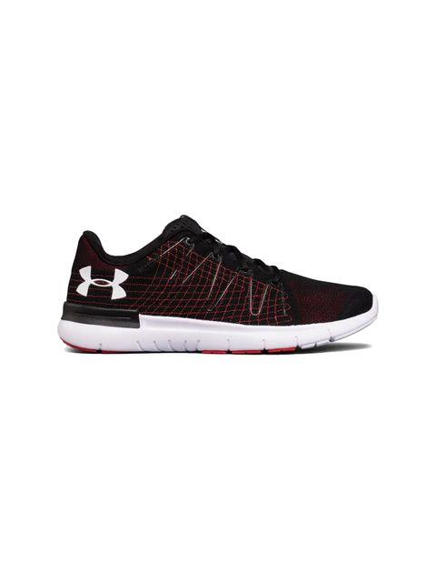 کفش دویدن بندی مردانه Thrill 3 Running Shoes - مشکي - 1