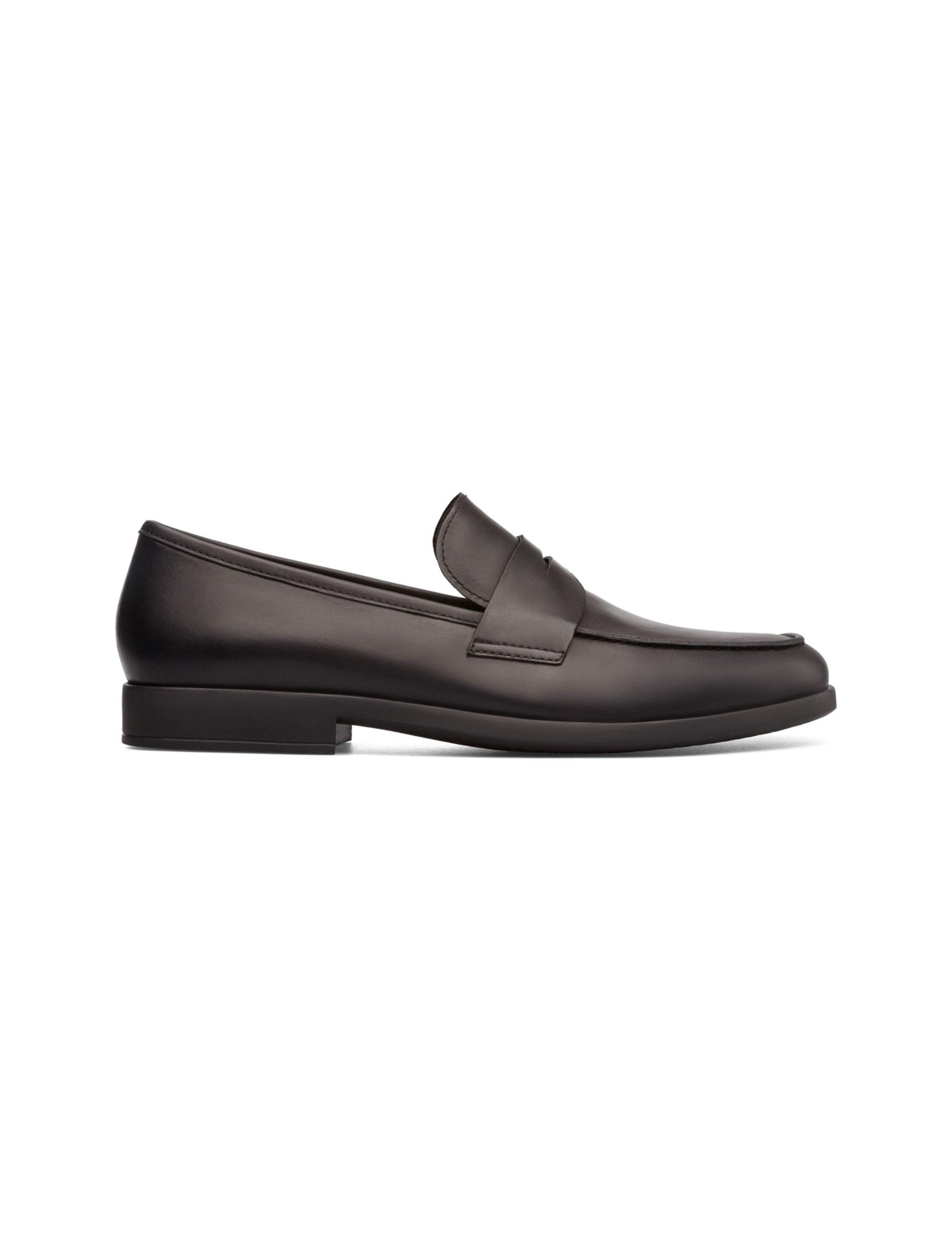 کفش رسمی چرم مردانه - کمپر