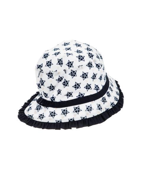 کلاه نخی نوزادی دخترانه - چند رنگ - 3