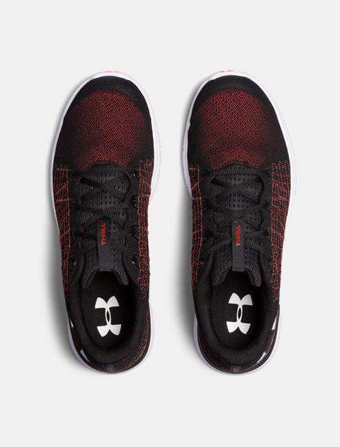 کفش دویدن بندی مردانه Thrill 3 Running Shoes - مشکي - 4