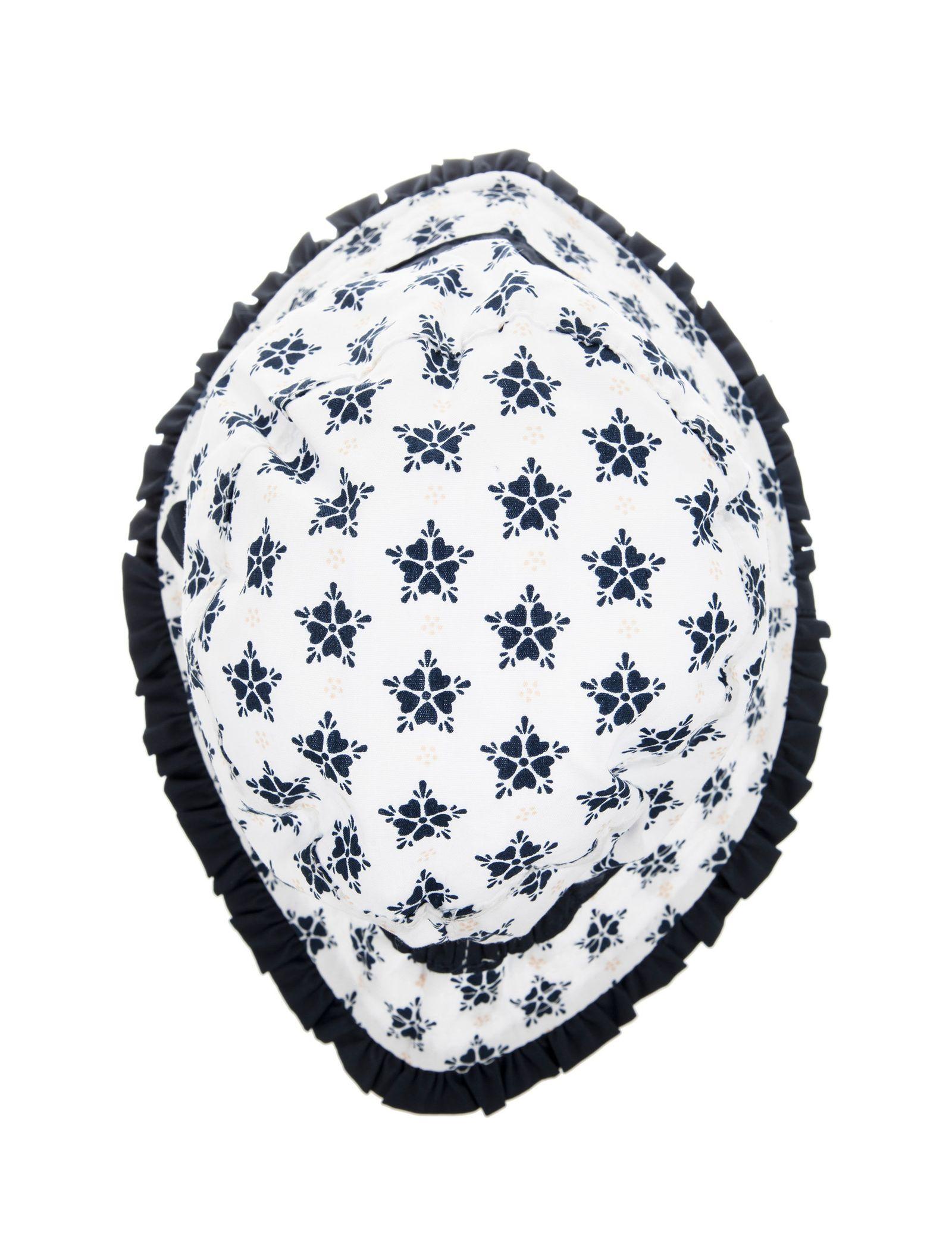 کلاه نخی نوزادی دخترانه - بلوکیدز - چند رنگ - 4